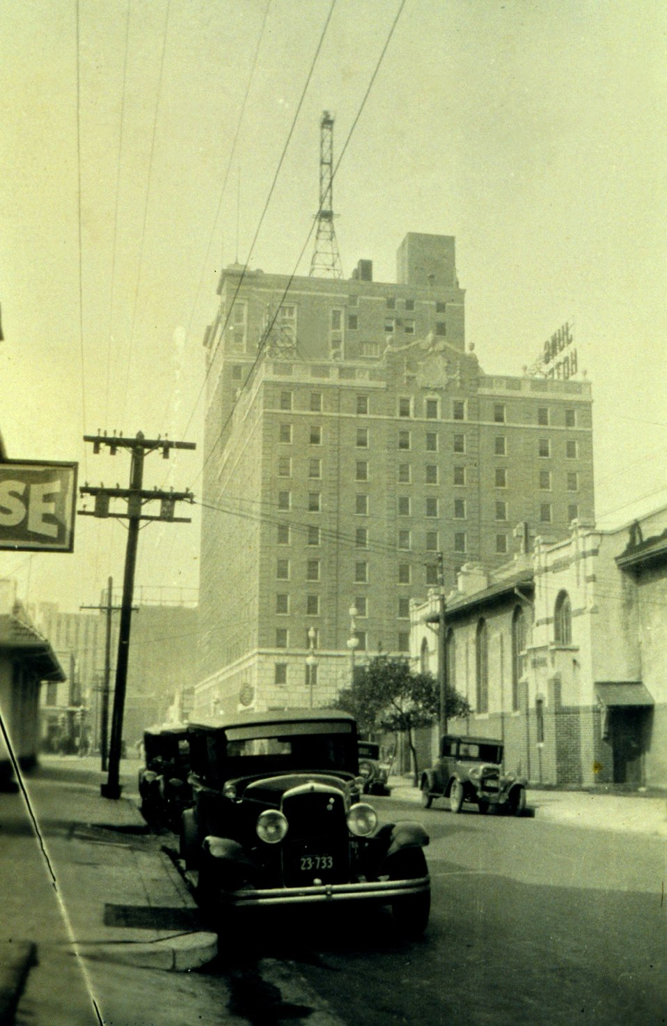 Hotel Jung at New Orleans.