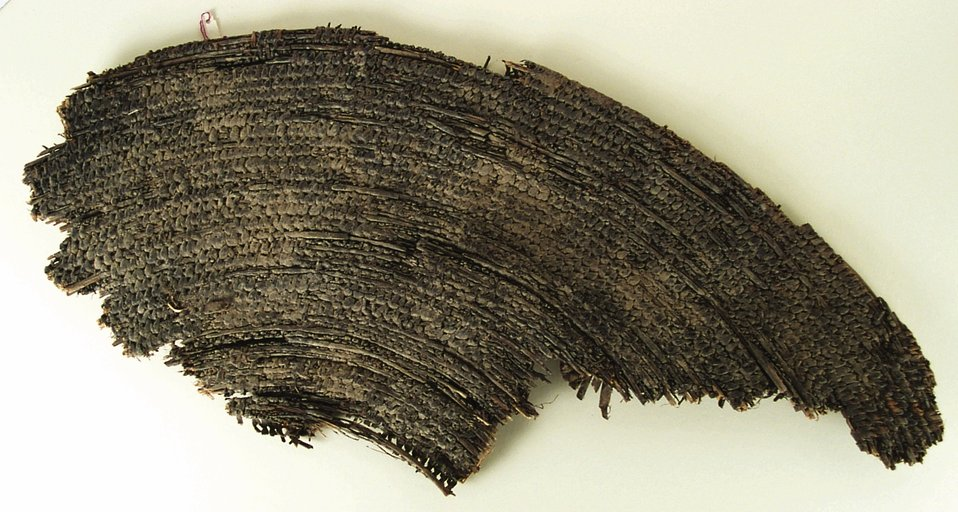 Basketry fragment 410mm