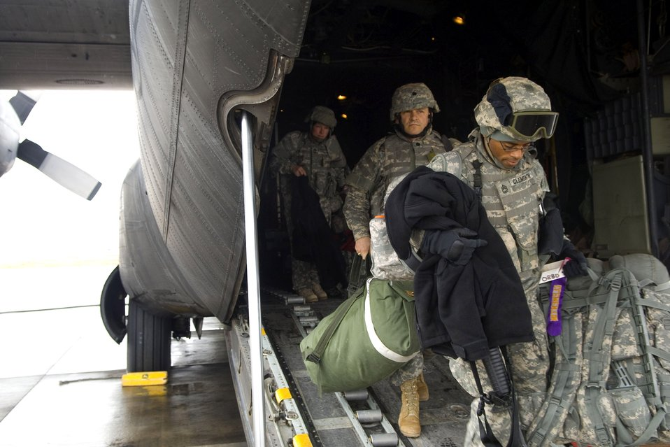 Tactical airlift key to winning war on terrorism
