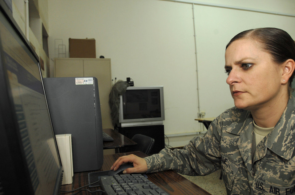Education opportunities open doors for deployed members
