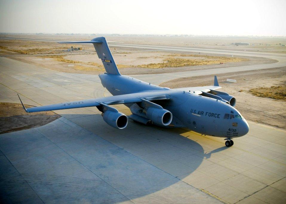 Jan. 8 airpower summary: C-17s fly aeromedical evacuations