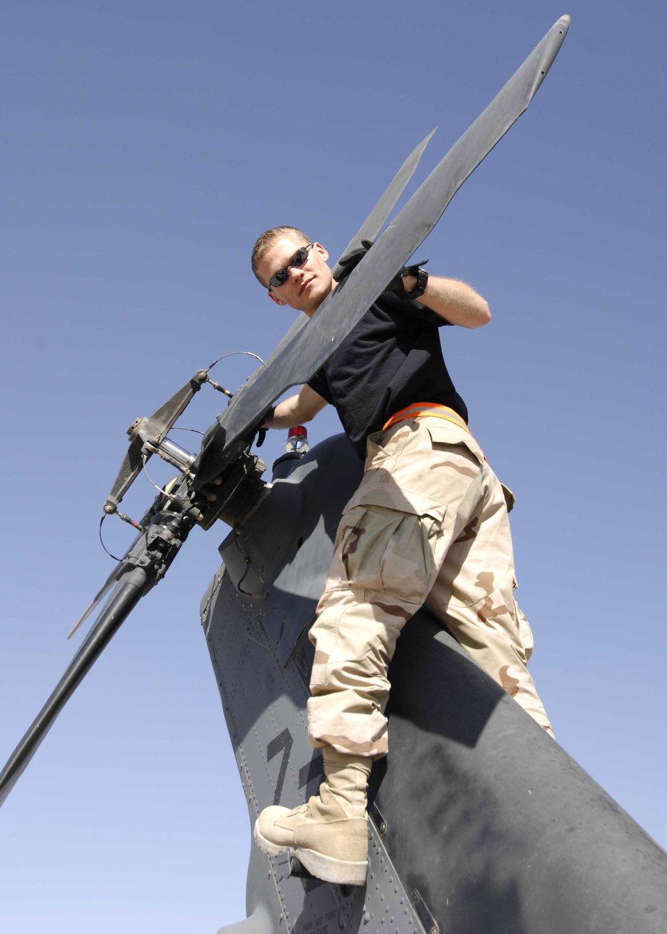 Airmen keep