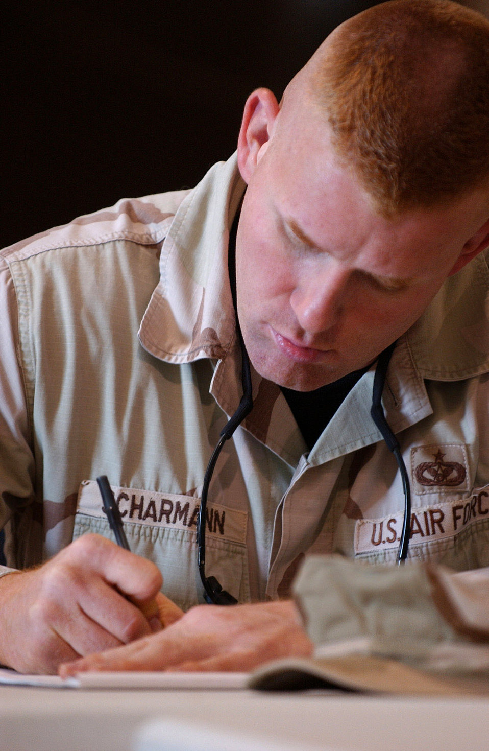 Senior NCOs mentor junior sergeants in Iraq