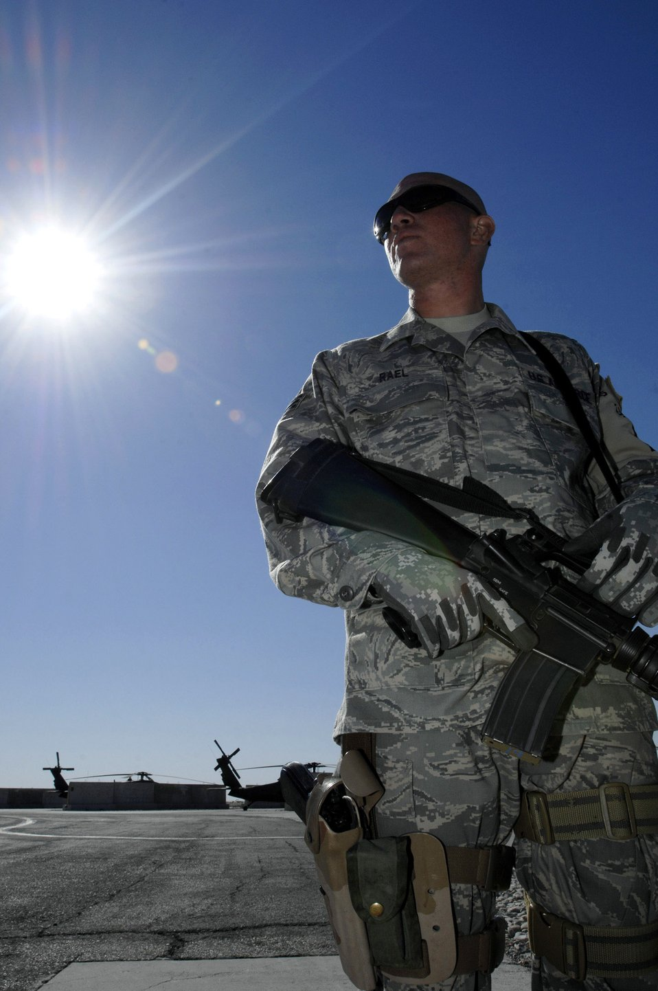 Force protection Airmen keeps vigilance in the forefront