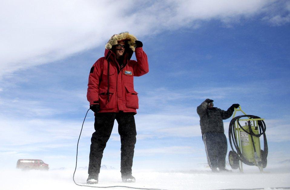 Operation Deep Freeze main season underway