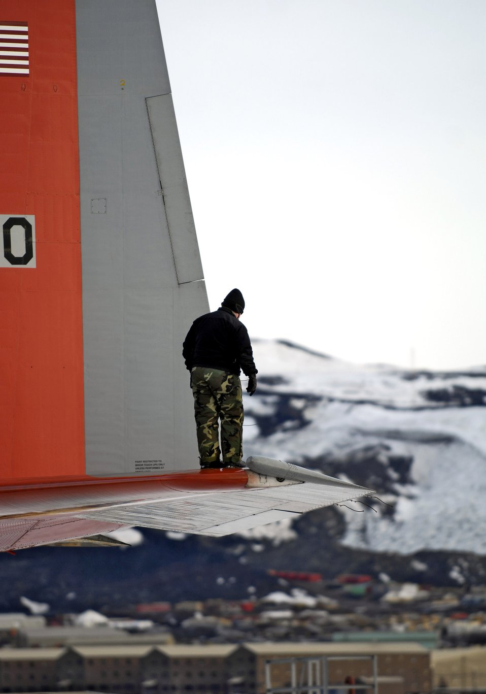 Operation Deep Freeze main season underway