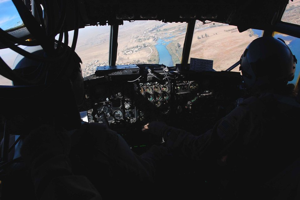 44-year old C-130 flies final combat mission, ends service