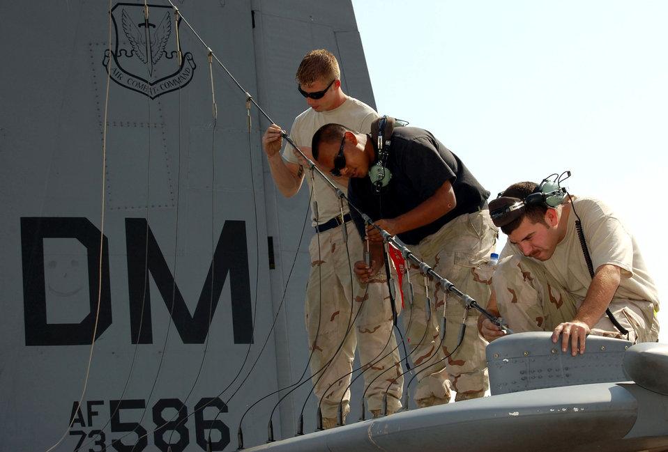 Aging C-130s: the geriatric fleet