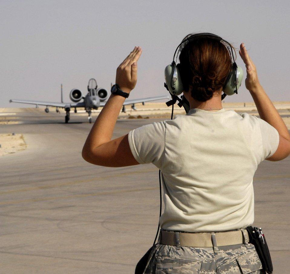 Upgraded A-10s prove worth in Iraq