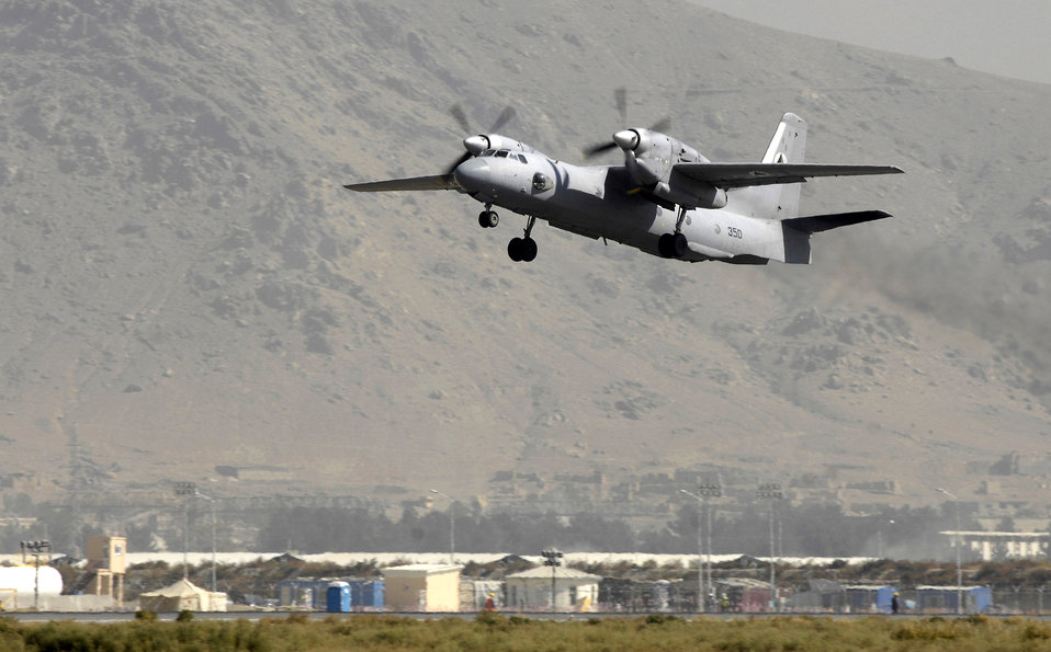 Joint team helps build Afghan air corps