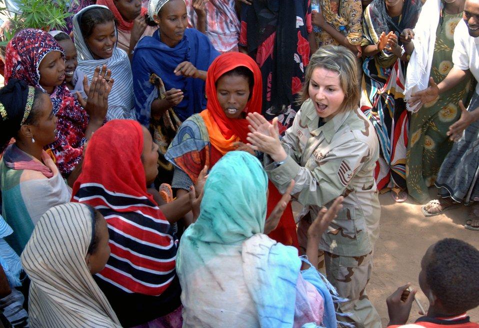 Djibouti dance
