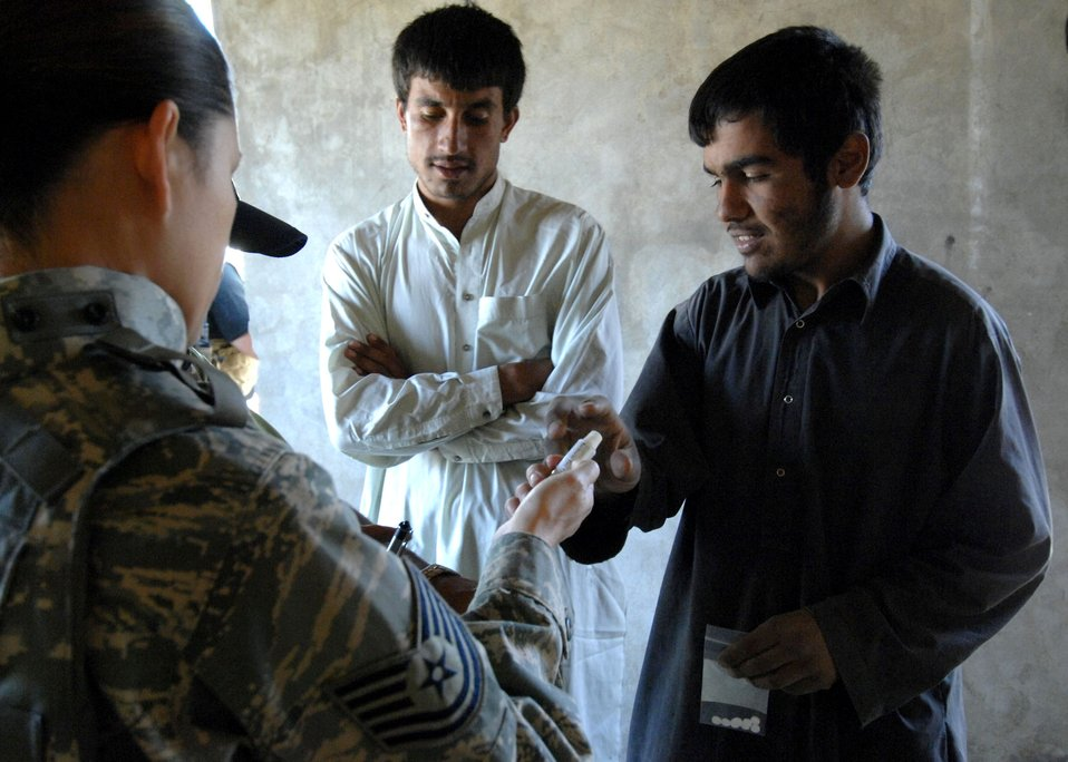Medical mission provides care in Afghanistan