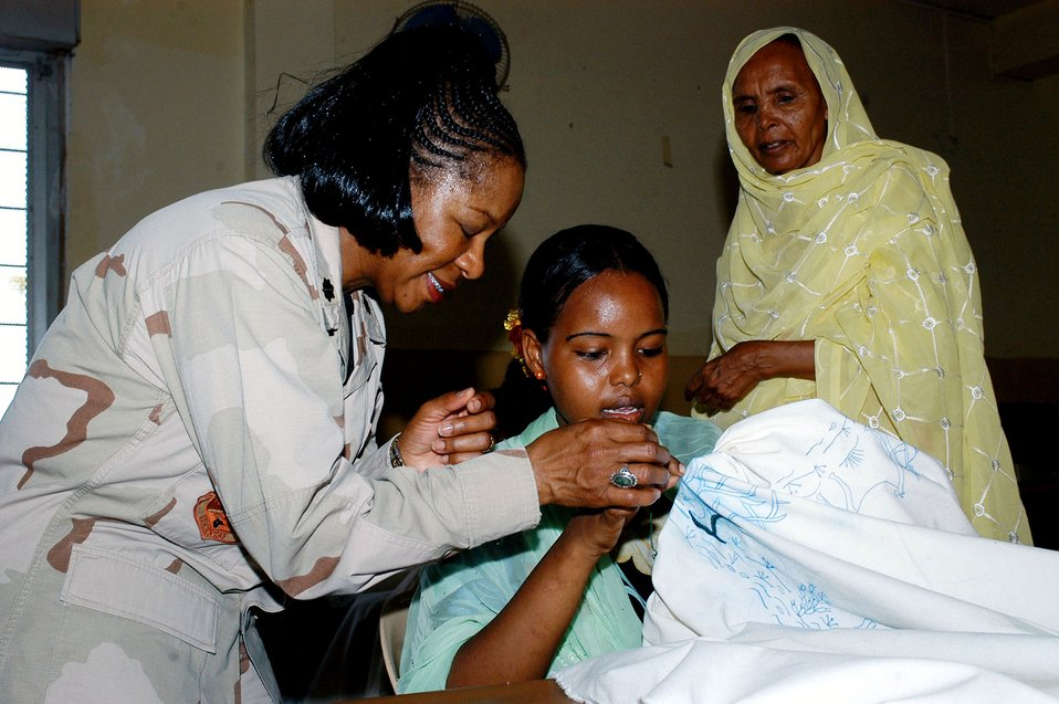 Supplies, educational aids delivered to Djibouti women