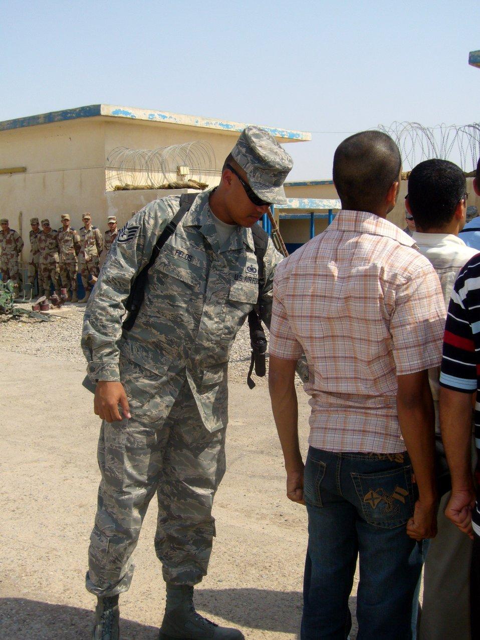 Iraqi air force makes strides toward transition