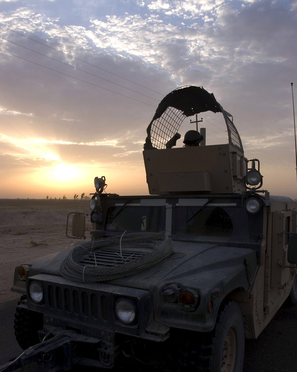 Airmen help keep Iraqi supply routes open