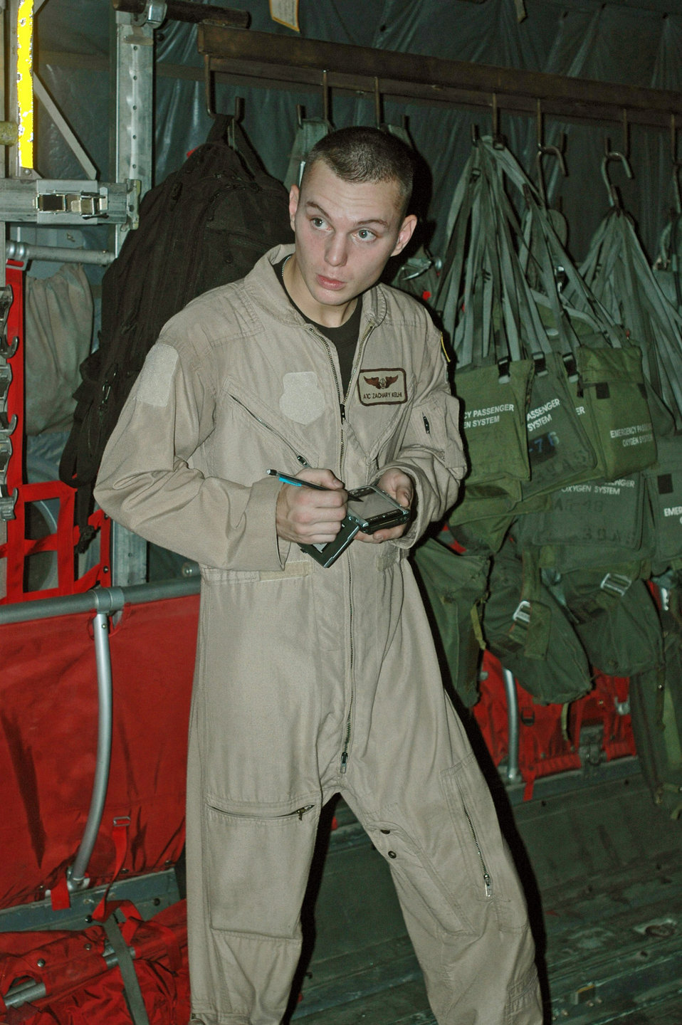 Loadmasters: night life of C-130 mission hackers