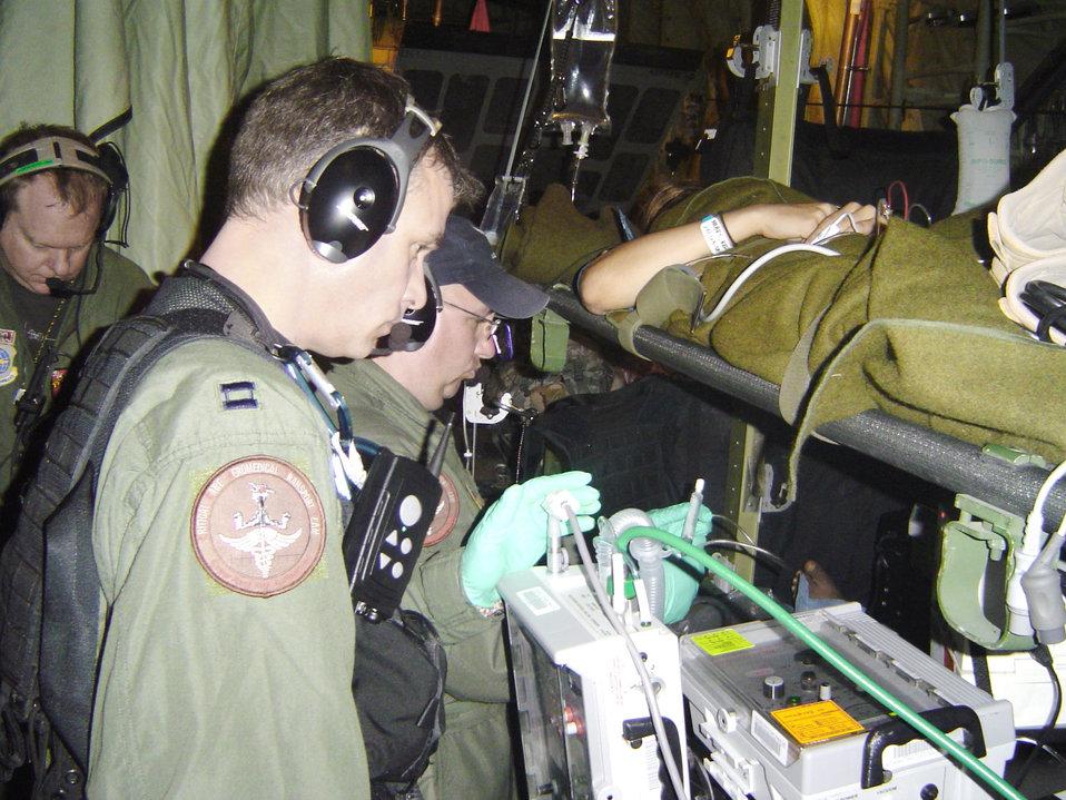 Keesler medical teams aid Haiti relief efforts