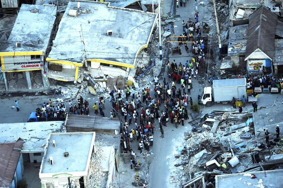 Haiti Earthquake Relief