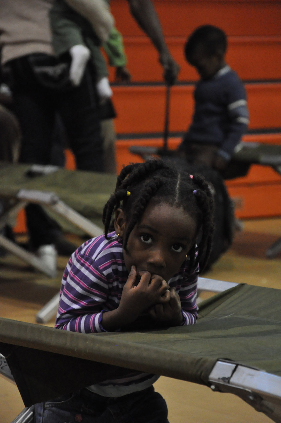 Homestead Air Reserve Base becomes hub for Haitian quake relief efforts
