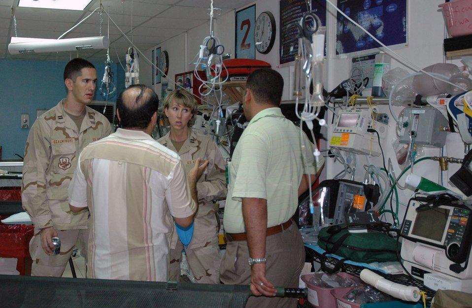 Medical symposium strengthens ties in Kirkuk