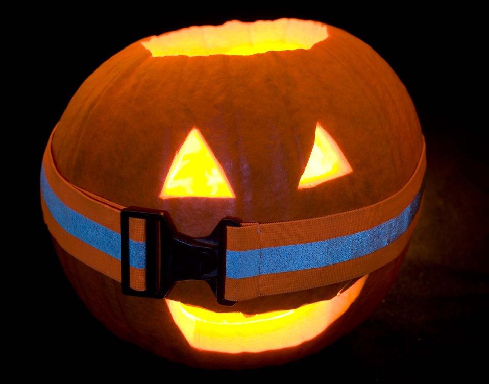 Be safe on Halloween