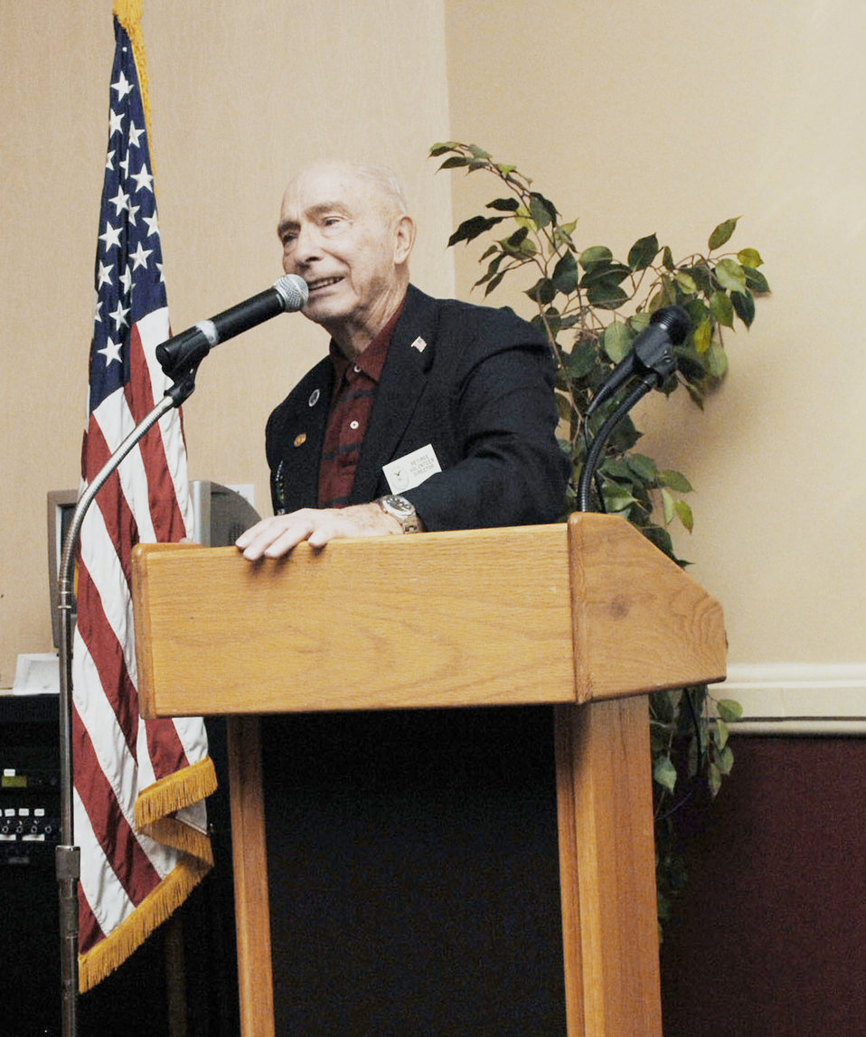 Retiree dedicates life to other's well-being