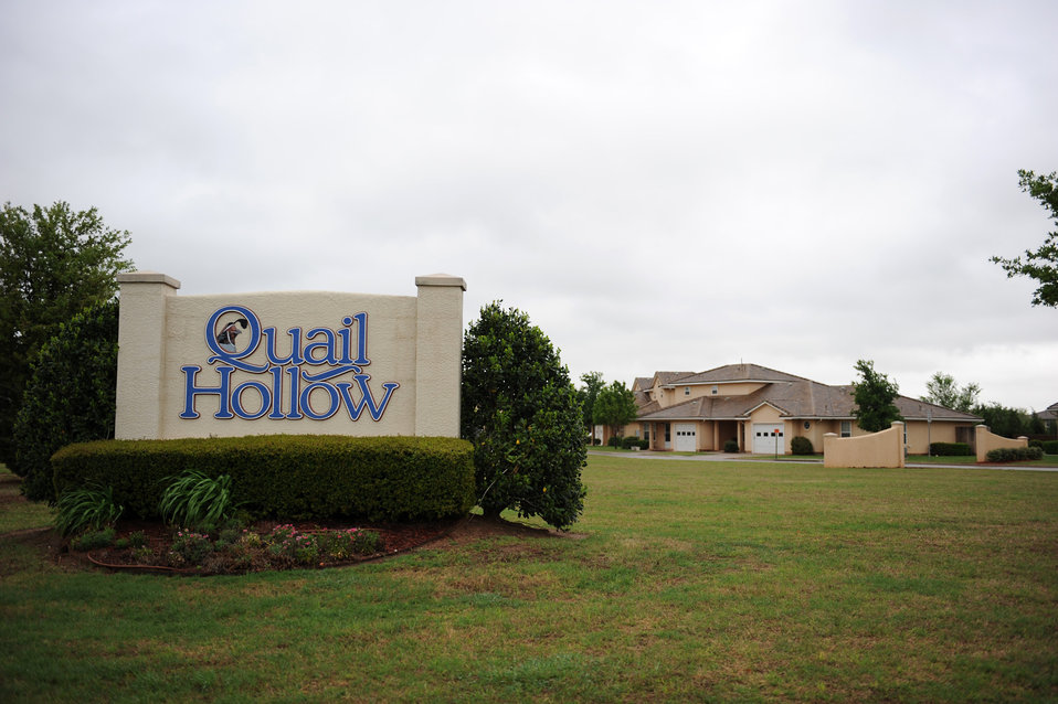 Dyess offers specialized housing through privatization