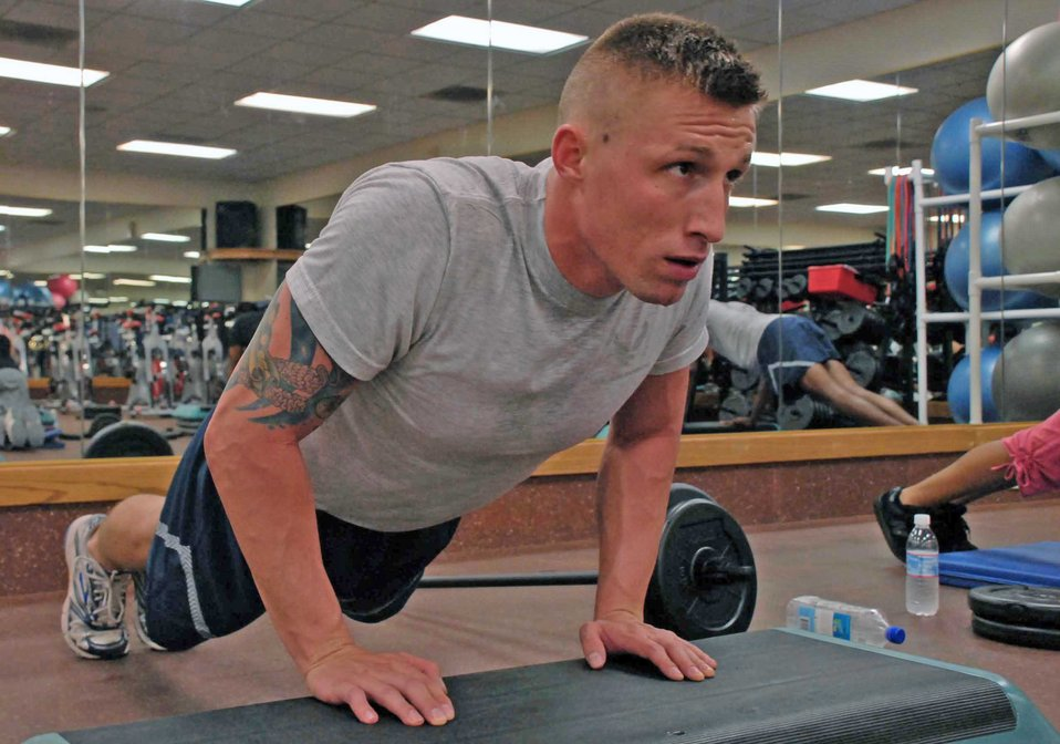 Beale AFB first to incorporate Body Pump in fitness program