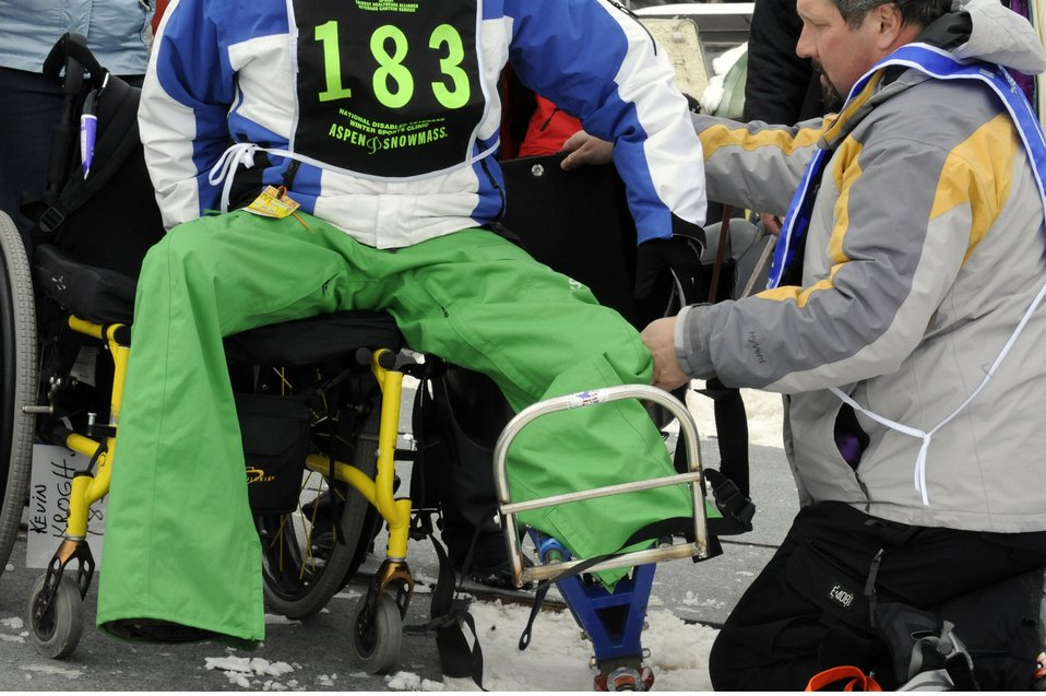 23rd National Disabled American Veterans Winter Sports Clinic