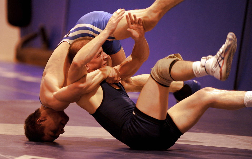11 Airmen selected for Air Force wrestling team