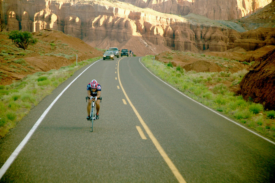Wounded warrior Sea to Shining Sea