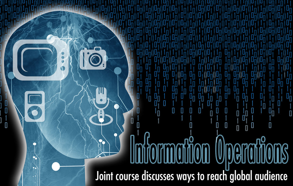 Information operations course expands technology knowledge