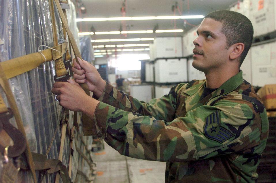 Airmen ensure medical lifeline in Pacific