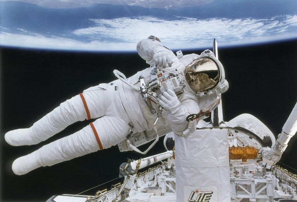 NASA accpeting applications