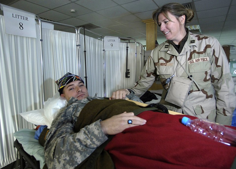 Reserve Airmen contributing to medical mission in Iraq