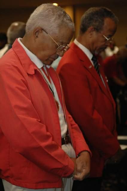 Lonely Eagles ceremony recognizes fallen Tuskegee Airmen