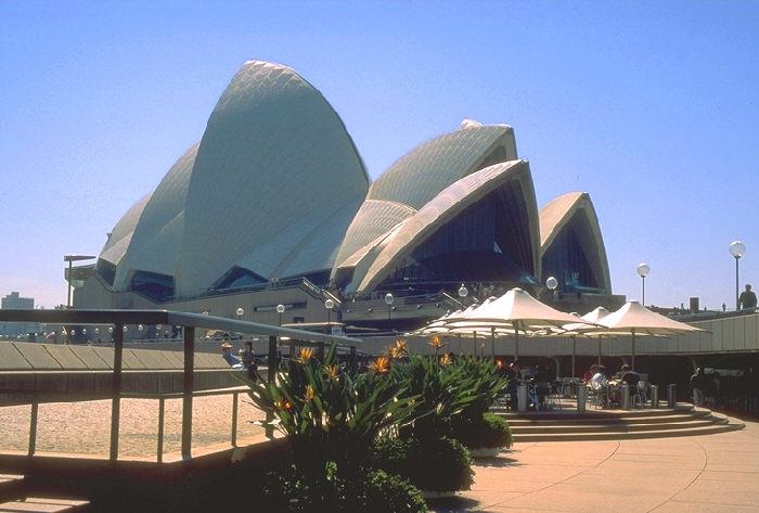 Opera House, Sydney, Australia.
