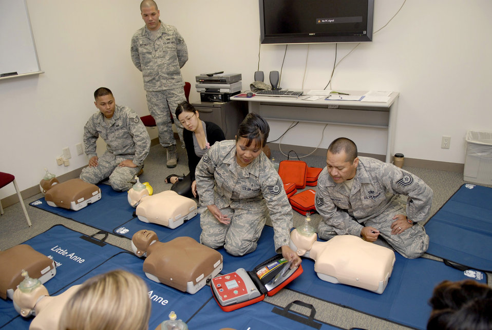 New CPR training wants you to switch your ABCs