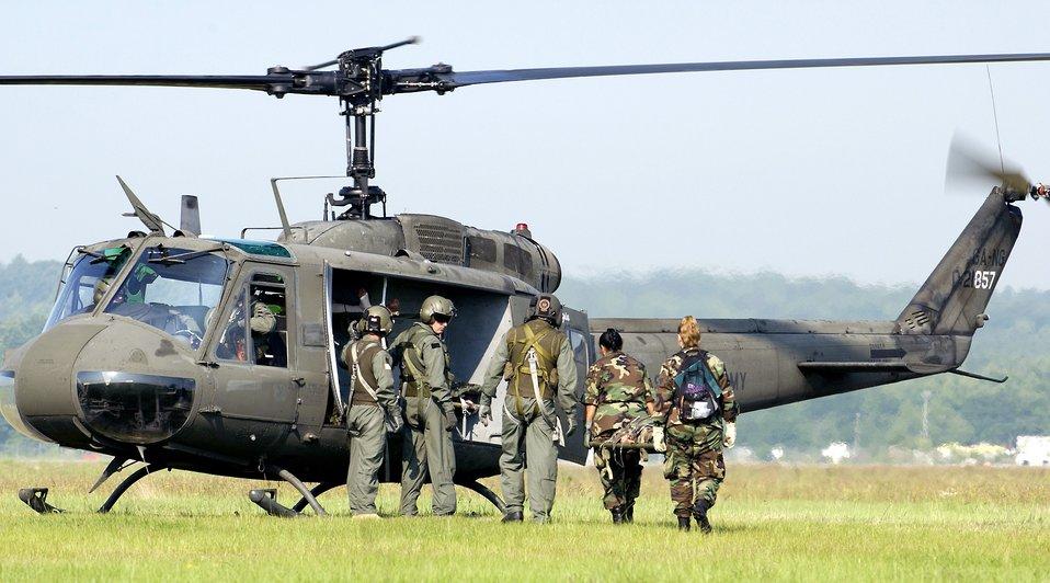Airmen, Soldiers polish skills at Golden Medic
