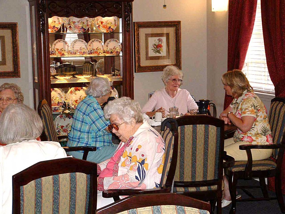 Enlisted Village opens assisted living doors