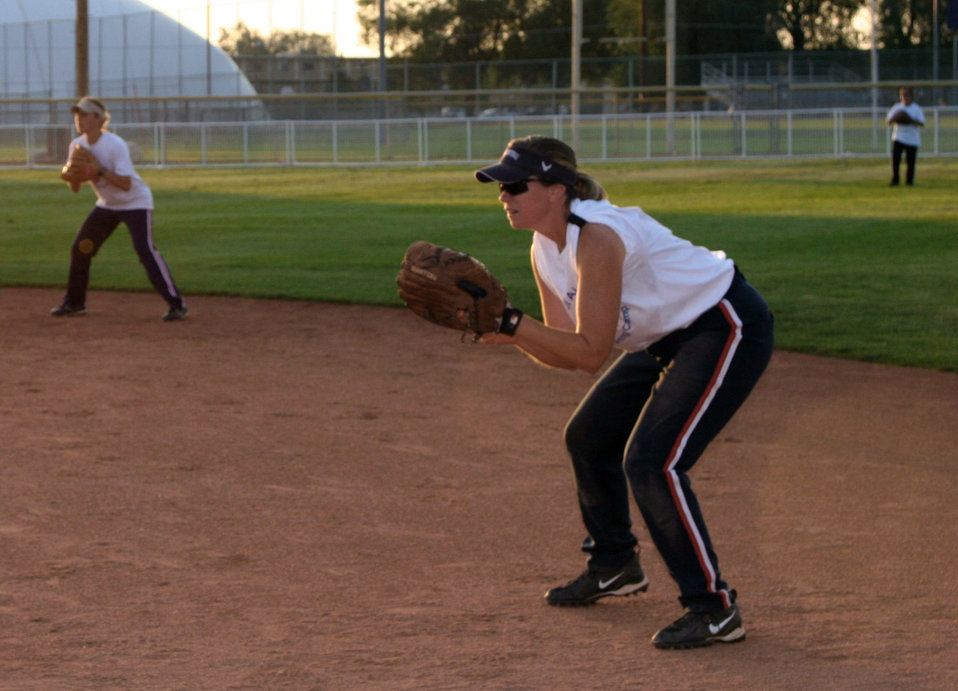 Softball: Airmen to represent Air Force in tournament