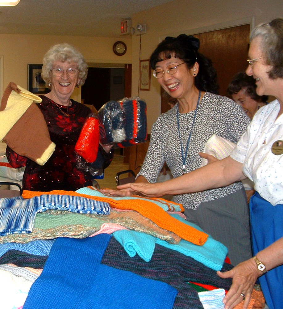 Air Force Enlisted Village helps all service widows
