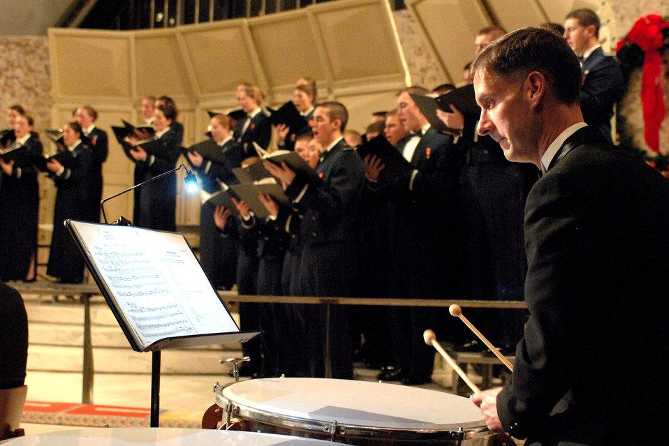 Cadet concert