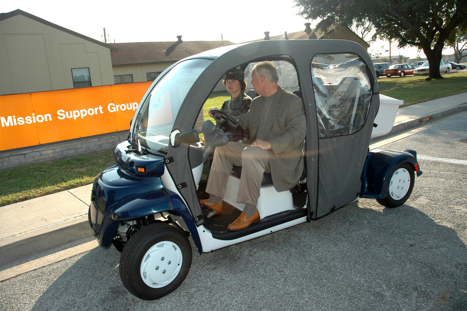MSG electric cars cut costs