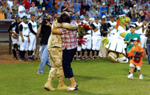 Deployed member, family enjoy surprise reunion