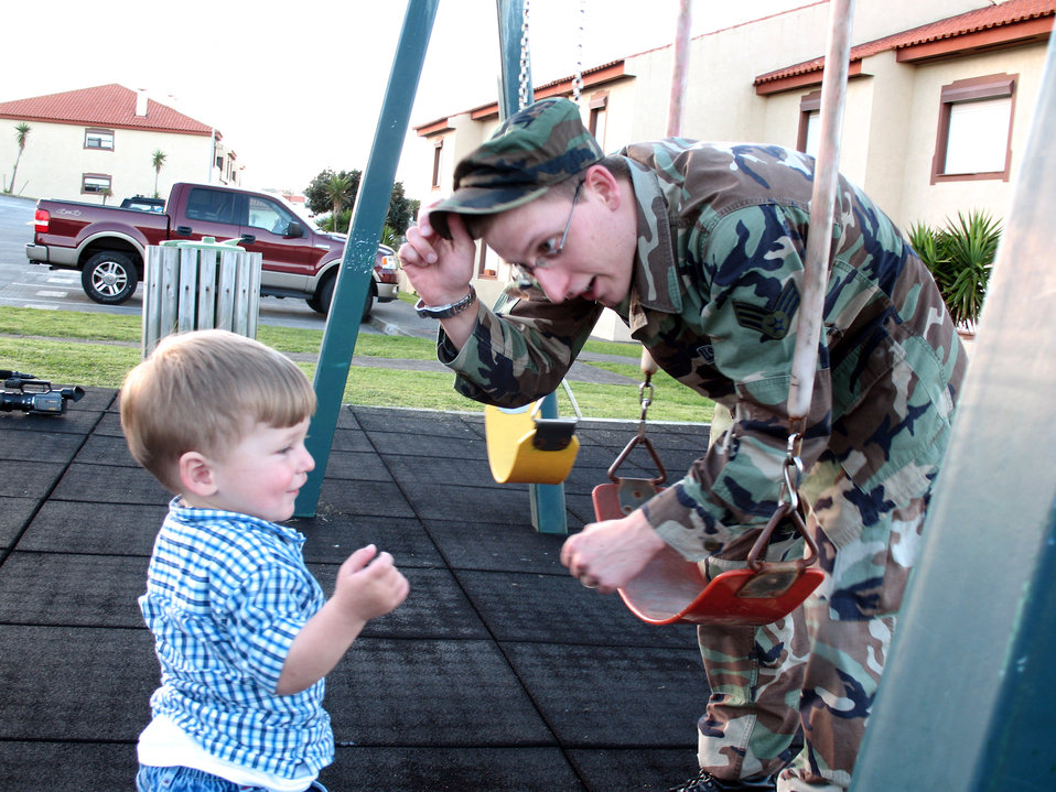 Air Force Assistance Fund changes lives