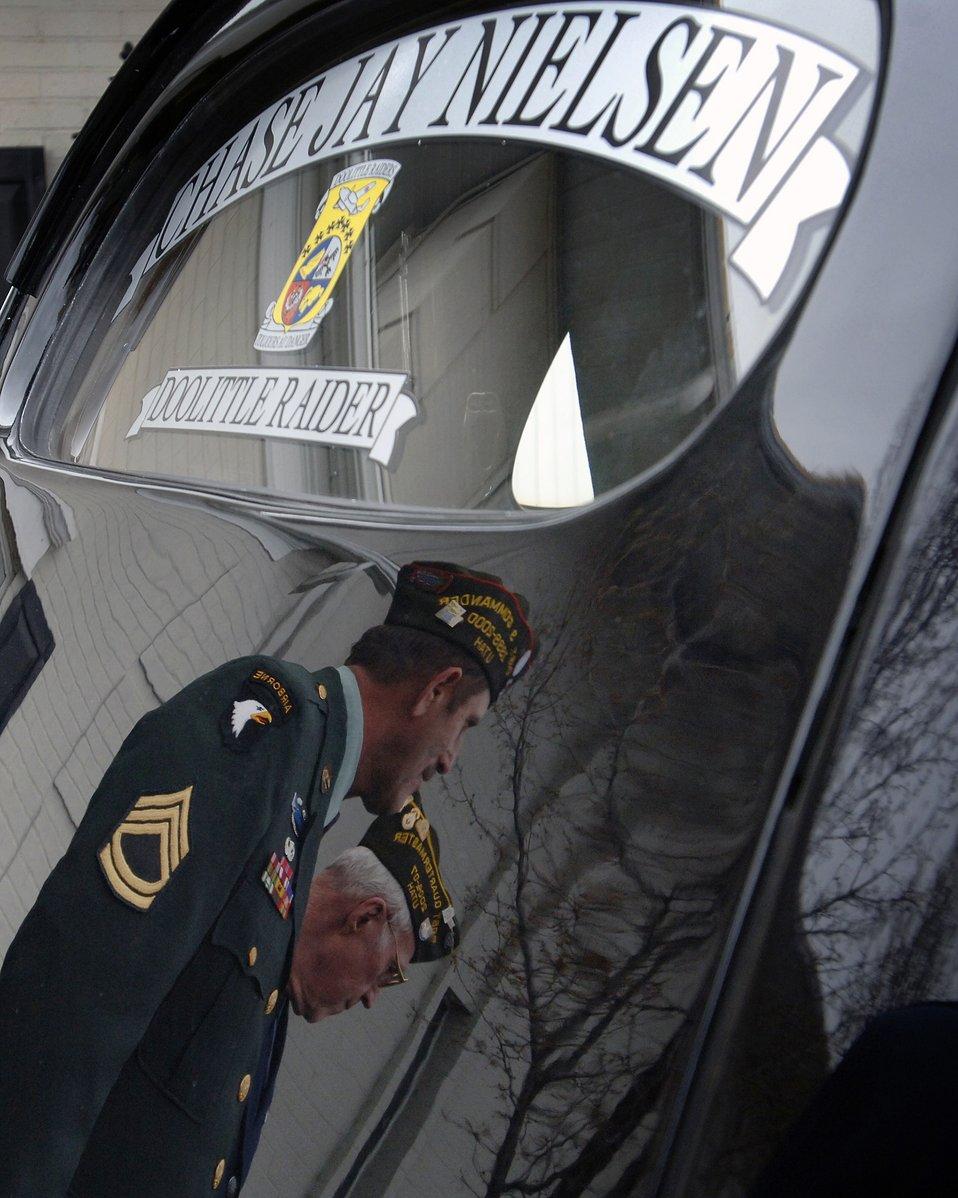 Lt. Col. Chase Nielsen service held March 28