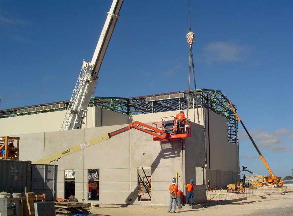 AFCEE builds new C-17 hangar at Hickam