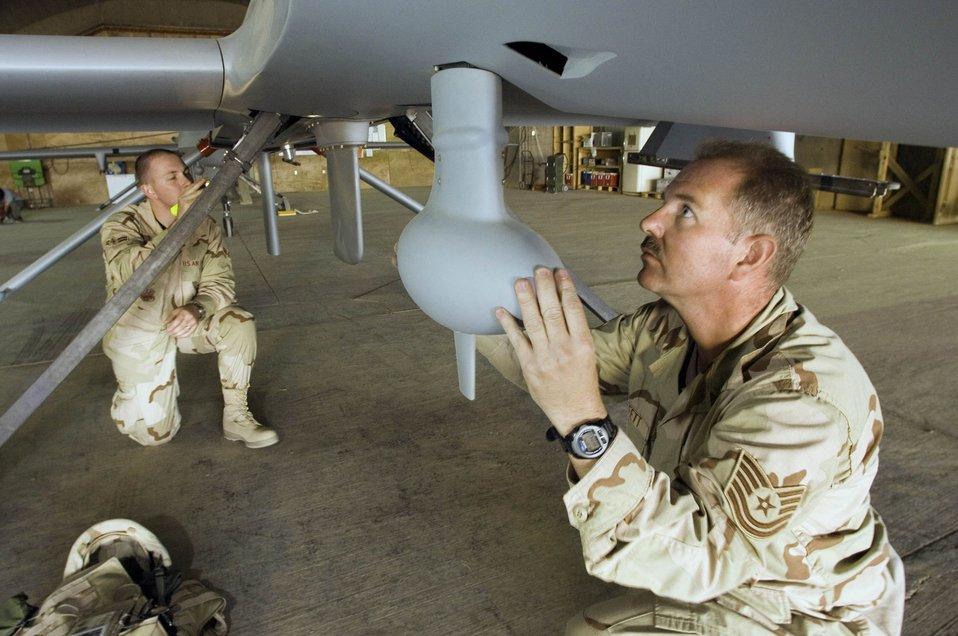UAV mission
