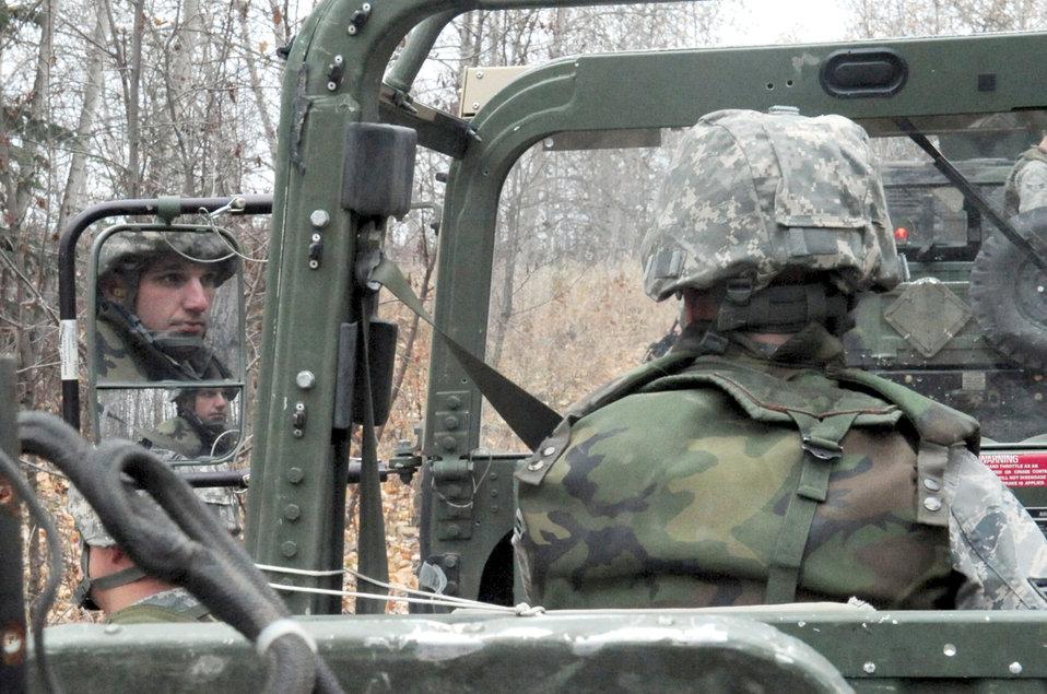 Combat skills training
